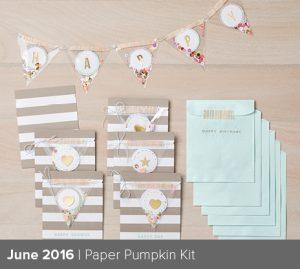 2016.6 Banner Surprise Kit