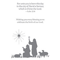 2016.8.29 Every Blessing Christmas Stamp Set
