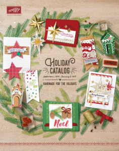 Stampin' Up!'s 2016 Holiday Catalog